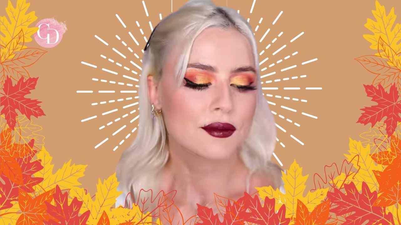 trucco glamour autunno 2021