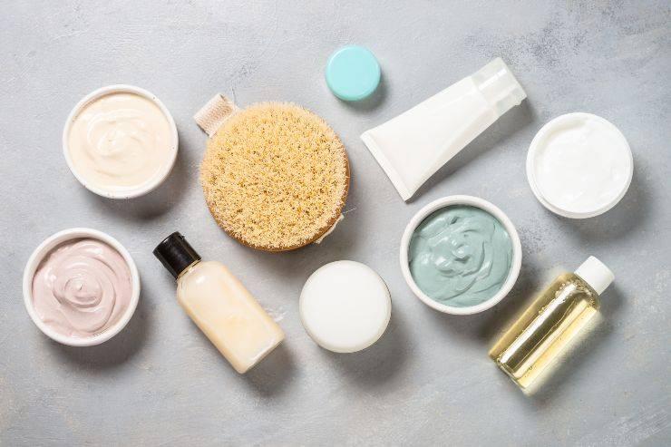 maschere viso e prodotti di bellezza