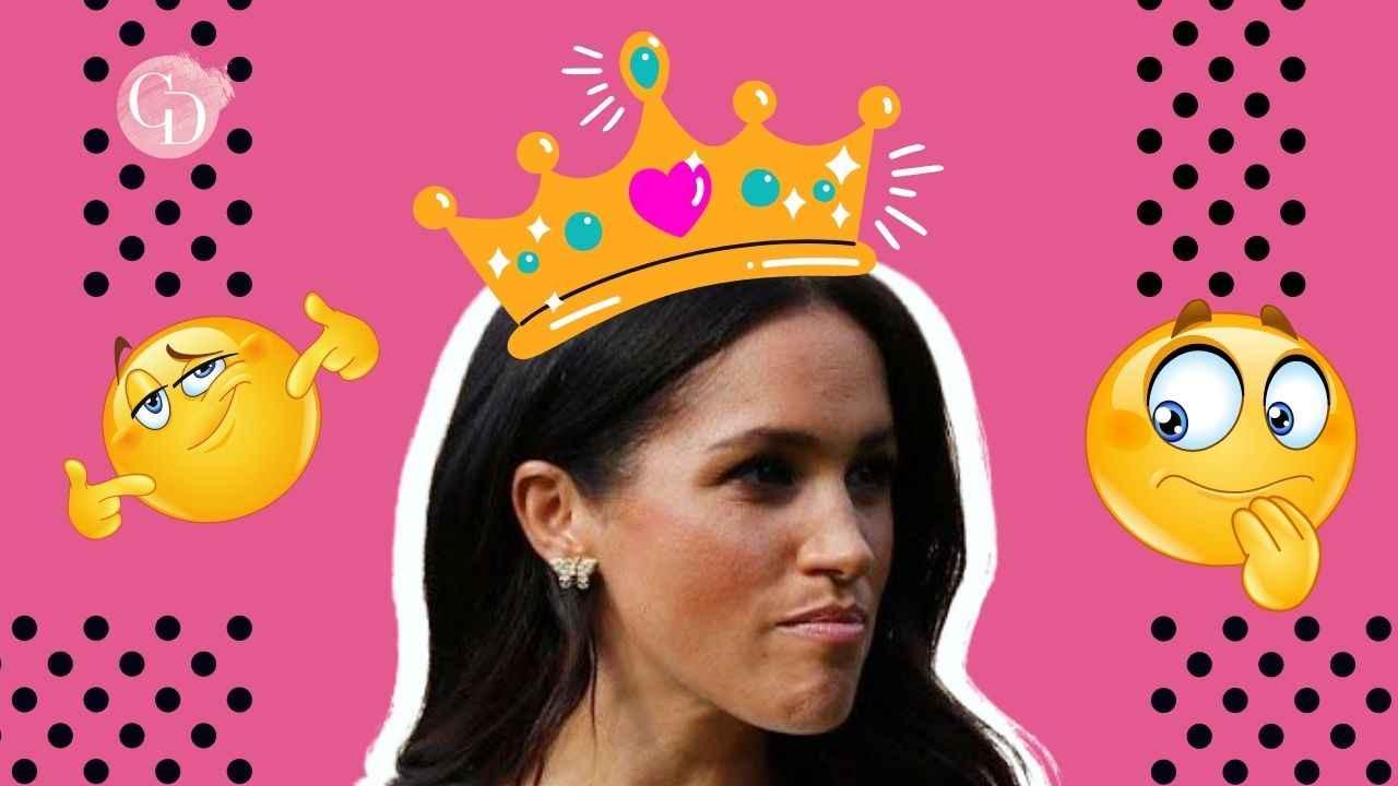 meghan markle tiara matrimonio