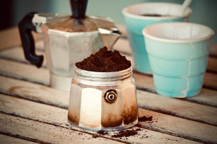 caffè moka amaro