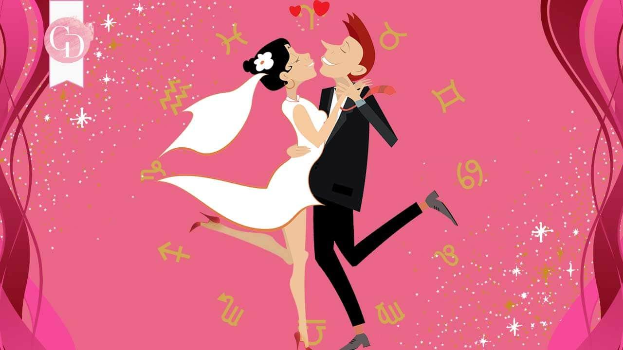 Ecco come convincerlo a sposarti in base al suo segno zodiacale