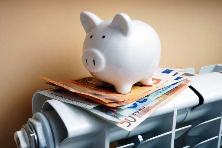 risparmio riscadamento casa