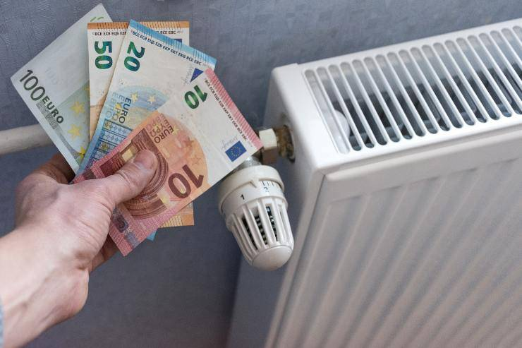 risparmiare riscaldamento casa
