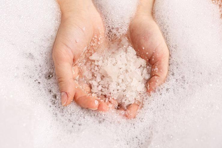 bagno di sale