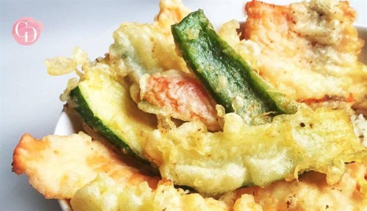 segreti tempura