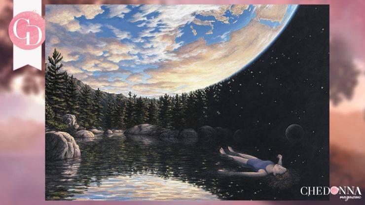 test cielo o spazio