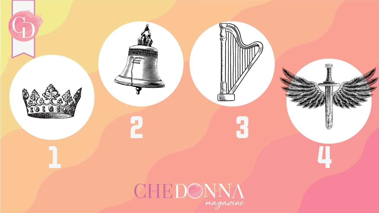Scegli un simbolo angelico e scopri il messaggio per te