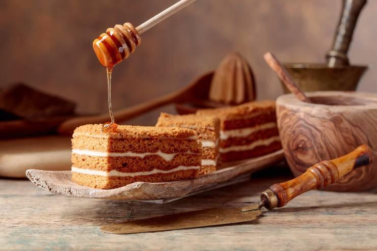 lievito nella torta