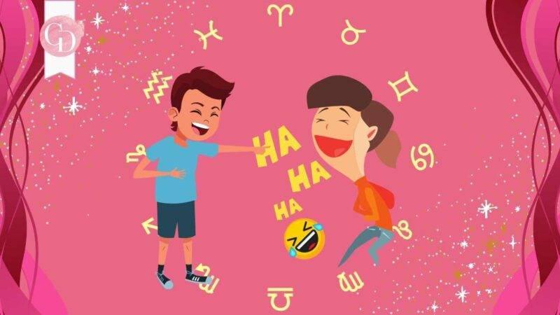 coppia ridere segno zodiacale