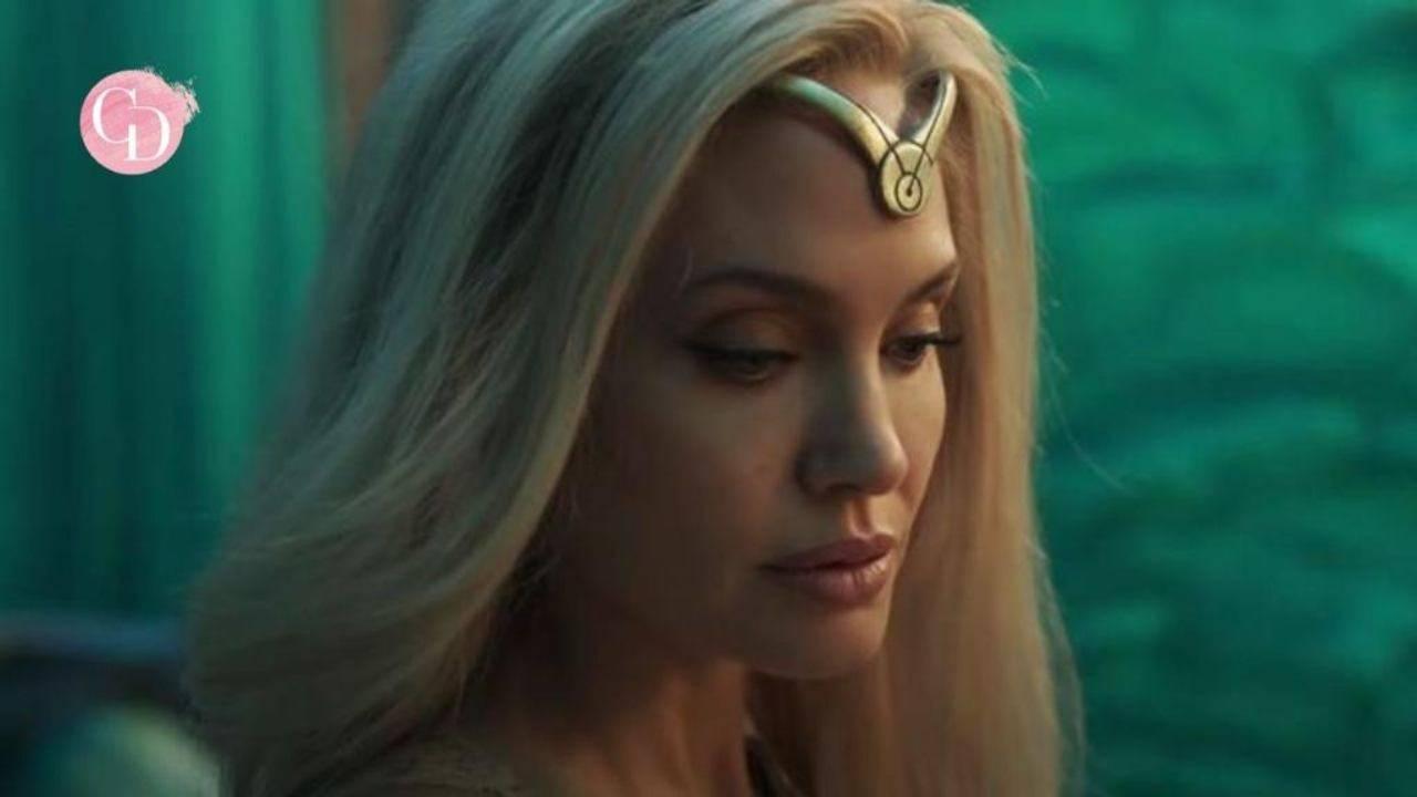 """Angelina Jolie è la protagonista del film Marvel """"Eternals""""! Via ai look!"""