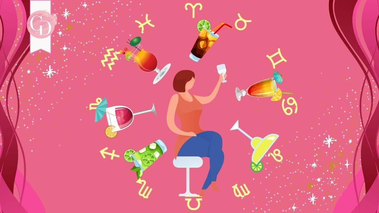 Ecco il cocktail perfetto per te in base al tuo segno zodiacale