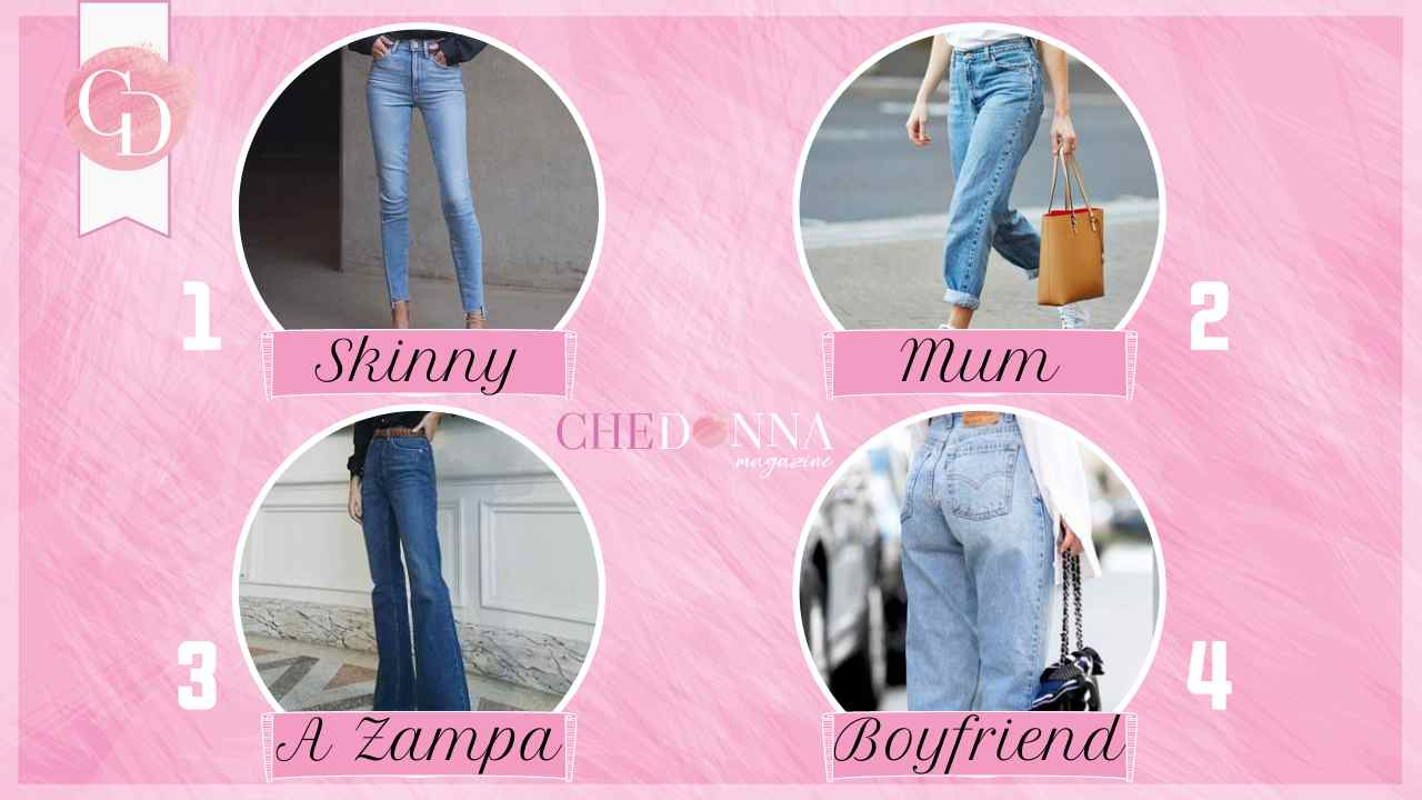 test dei jeans