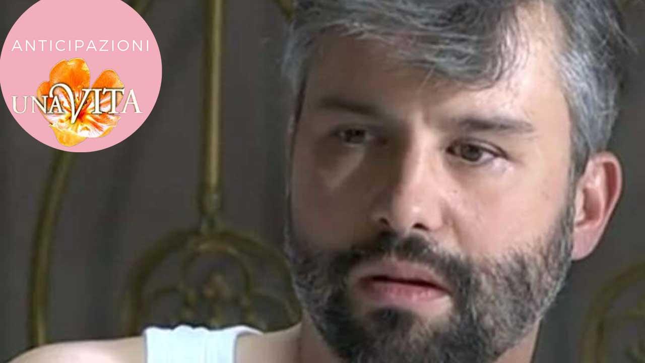 Una Vita anticipazioni: Felipe in fin di vita, torna la paura ad Acacias