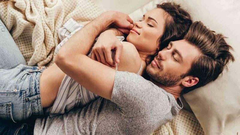 dormire bene insieme
