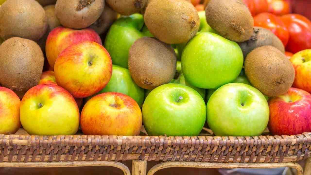 maturare frutta