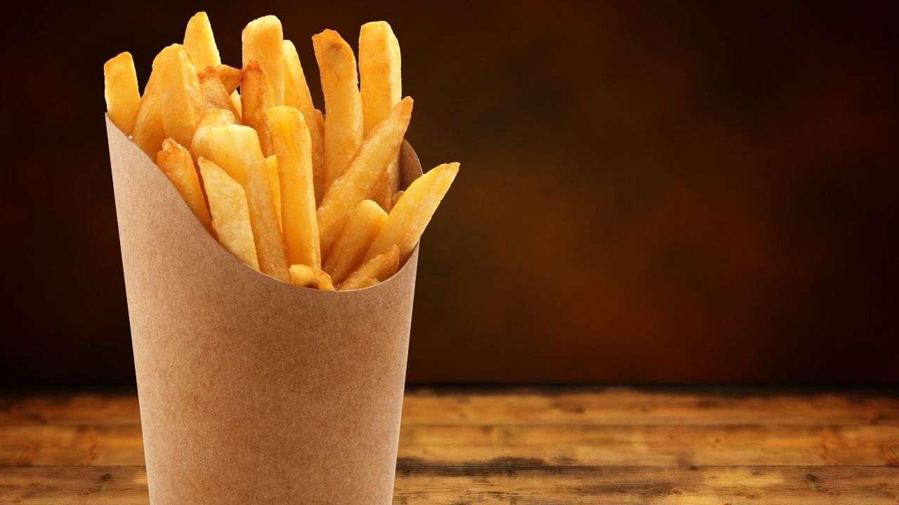 Se commetti questo errore le patatine fritte non saranno croccanti