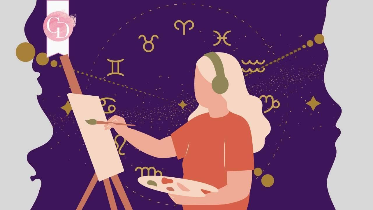 Scopri se sei uno dei segni più artistici di tutto lo zodiaco