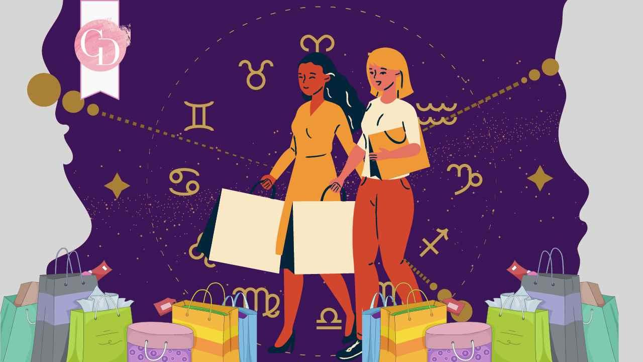 i segni più spendaccioni dello zodiaco