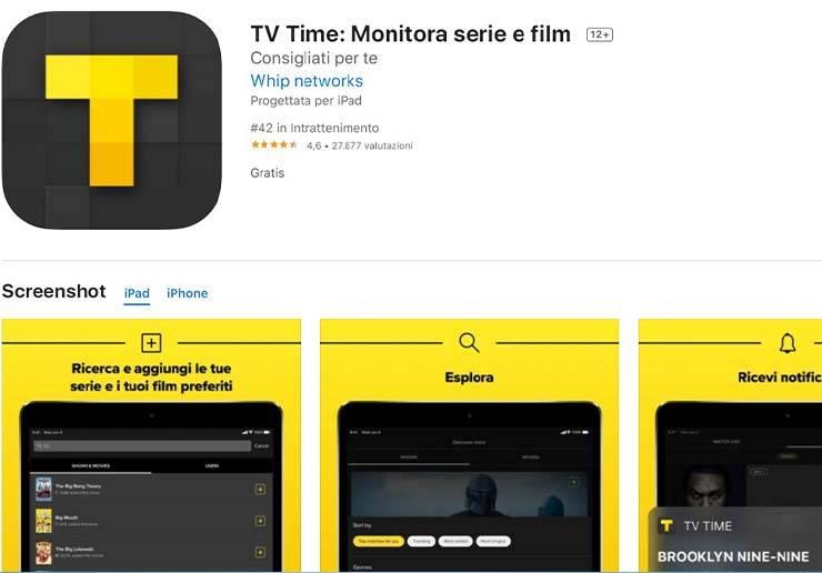 tv time app