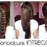 TUTORIAL ACCONCIATURE: tre trecce originali