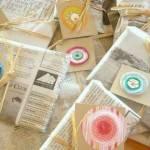 IDEE REGALO: un pacchetto in stile rustico