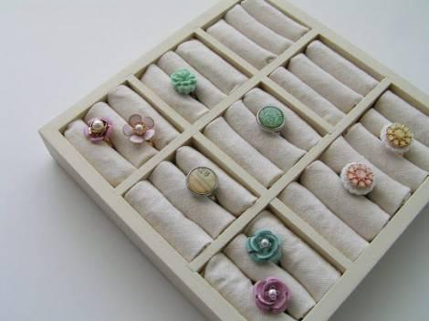 Idee regalo porta anelli fai da te for Porta anelli fai da te