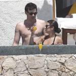 GLEE: Lea Michele e Cory Monteith, romantica vacanza a Cabo San Lucas