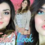 MAKE UP TUTORIAL: total look primavera