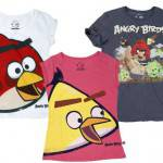 MODA 2012 novità: Bershka, t-shirt con Angry Birds