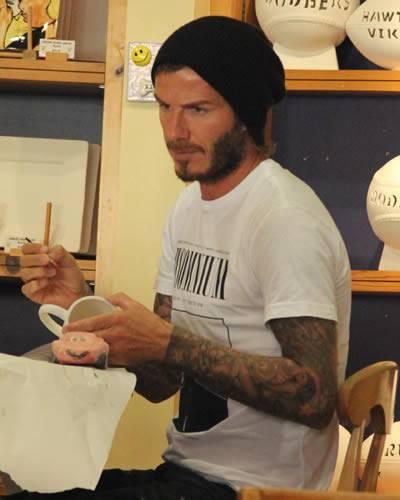 David Beckham parteciperà ad una puntata di Modern Family