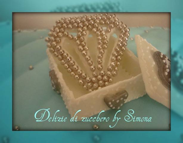 SUGAR ART: Un diamante... di zucchero!