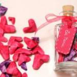 IDEE MATRIMONIO: segnaposto fai da te… in bottiglia!