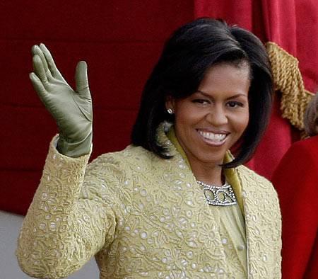 Michelle Obama possibile ospite a Sanremo 2020
