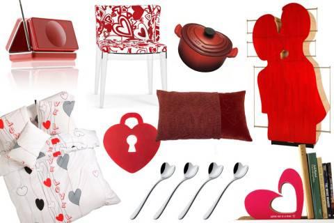 Idee regalo a san valentino scegliamo il design for Idee regalo design