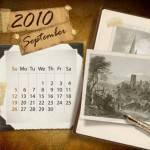 IDEE REGALO: per le nozze d'oro un calendario dell'anno del matrimonio
