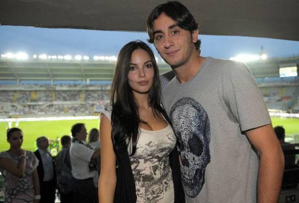 Alberto Aquilani e Michela Quattrociocche si separano (Getty Images)