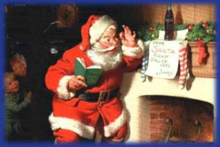 La leggenda di Santa Claus spiegata ai bimbi