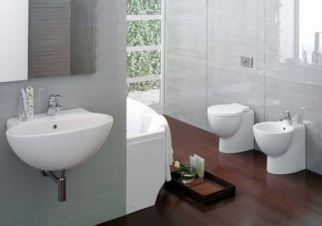 Idee arredamento: soluzioni salvaspazio per il bagno   chedonna.it