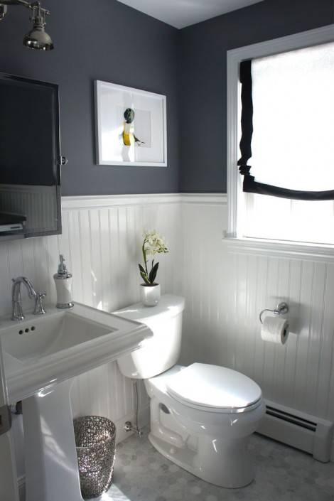 idee arredamento come arredare un bagno piccolo  chedonna.it, Disegni interni