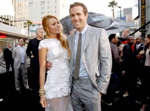 blake lively e ryan raynolds terzo figlio in arrivo