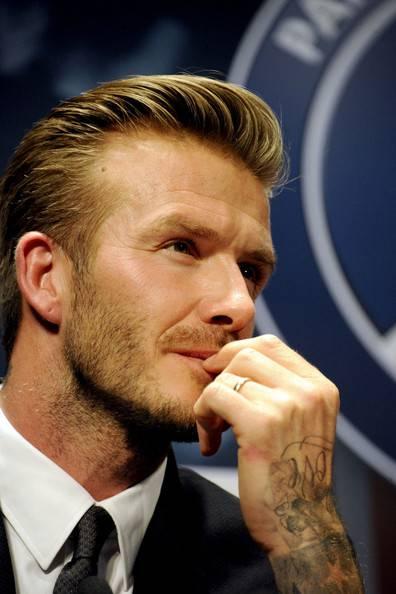 David Beckham è l'inglese più ambito sui social (Getty Images)