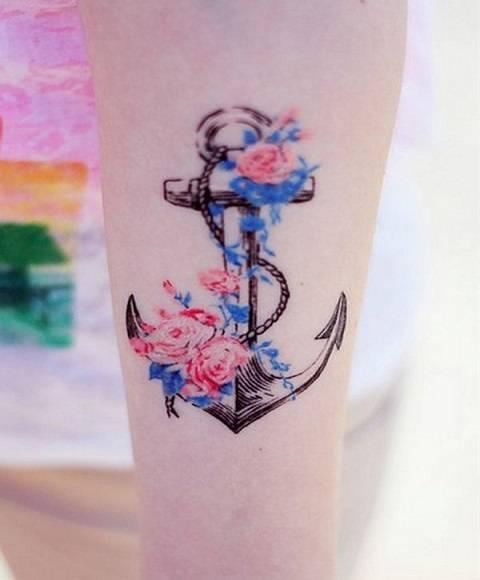 Tatuaggi lancora storia e significato il significato altavistaventures Gallery
