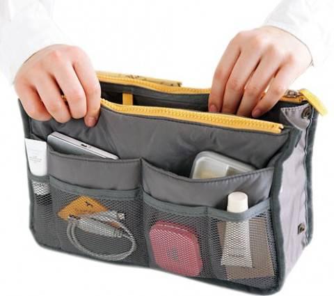 dfcdsv e1366273079337 IDEE REGALO: lorganizzatore per borse