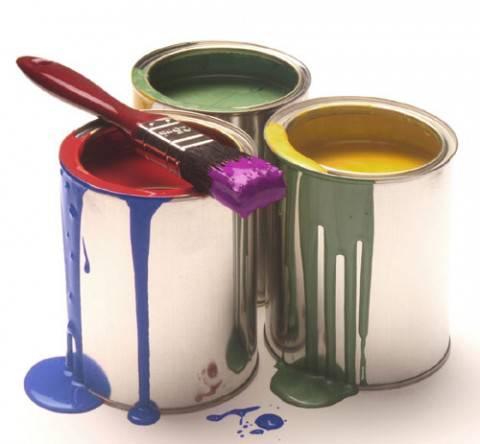 Arredamento fai da te idee originali per dipingere le pareti - Dipingere le pareti di casa fai da te ...