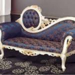 IDEE ARREDAMENTO: il divano in stile rococò