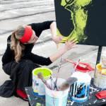 INTRATTENIMENTO MATRIMONIO: cosa è una fast painter?