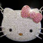 IDEE REGALO: Hello Kitty versione Swarovski