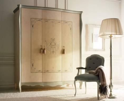 Decorazione Ante Armadio : Idee arredamento: decorare le ante di un armadio