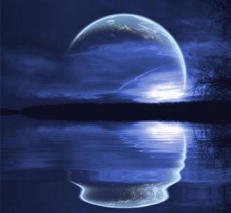 Make Up Tutorial La Luna Si Riflette Nel Mare