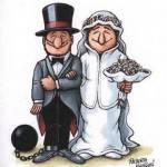 Prima e dopo il matrimonio!